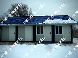 container modular second hand pret Iasi